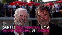 """Olivier Marchal, l'ancien policier qui joue dans la série """"Les rivières pourpres"""""""