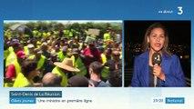 La Réunion : Annick Girardin annonce ses premières mesures
