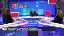 Innovation RH: L'Oréal sensibilise ses salariés dans l'inclusion du handicap au sein l'entreprise - 01/12