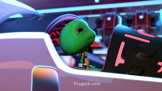 CGI 3D Animated Trailers- -FROGECK Animated Teaser- - by Niyi Akinmolayan