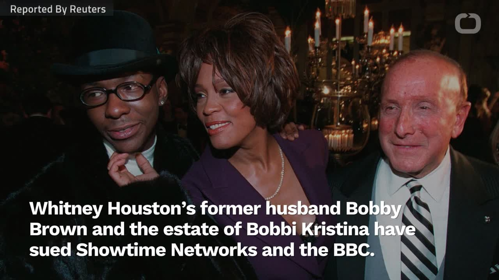 Bobby Brown Sues Showtime, BBC Over Whitney Houston Documentary