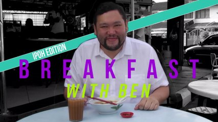 Breakfast with Benjamin Yong, CEO of The Big Group