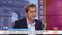 """L'ISF """"est le péché originel d'Emmanuel Macron"""", dénonce François Ruffin"""