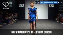 Jessica Conzen Madrid Fashion Week Spring/Summer 2019 | FashionTV | FTV