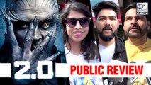 2.0 Movie Honest Public Review | Rajnikanth | Akshay Kumar