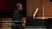 Carl Philipp Emanuel Bach : Sonate en sol mineur Wq 62 n° 18 H 118 (Ottavio Dantone)