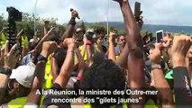 La Réunion: Annick Girardin présente les mesures du gouvernement