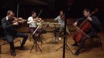 "Joseph Haydn : Quatuor à cordes en sol mineur op. 74 n° 3 ""Le Cavalier"" (Quatuor Yako)"