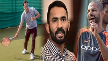 Dinesh Karthik revealed the coolest player, and it's not MS Dhoni | वनइंडिया हिंदी