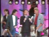 Johnny Hallyday et Jean-Jacques Goldman - Interview - 1986