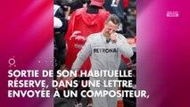 Michael Schumacher : Des dernières nouvelles rassurantes ?