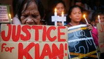 Philippines court hands down first murder verdict against police in drug war