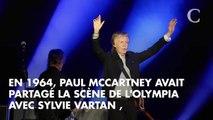 Paul McCartney révèle s'être rendu sur la tombe de Johnny Hallyday