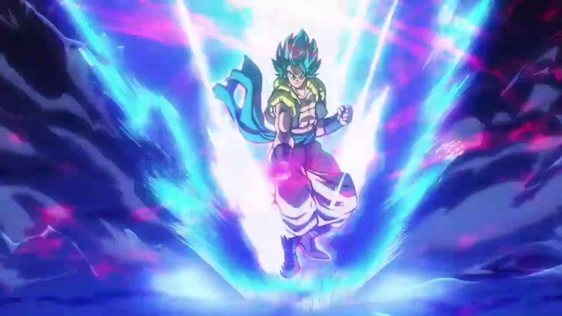 Dragon Ball Super Gogeta Blue Wallpaper