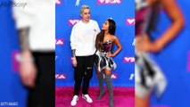 Pete Davidson Tries Stealing The Spotlight From Ariana Grande With Instagram Return