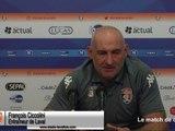 (J15) Villefranche - Laval, avant-match avec F.Ciccolini
