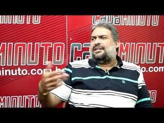 Roberto Maia,pai de Artur Maia