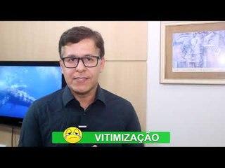 Psicólogo Carlos Gonçalves aborda o tema vitimização