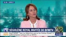 """Gilets jaunes : pour Ségolène Royal, """"utiliser l'écologie pour faire des impôts, ça n'est pas passé"""""""