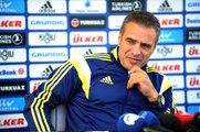 Fenerbahçeli Taraftarlar, Maç Sonunda Ersun Yanal Lehine Tezahüratlarda Bulundu