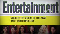 Cardi B, Darren Criss & More Hilariously Explain 2018: Mad Libs Style | Entertainment Weekly