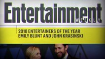 Emily Blunt And John Krasinski Dish On Working Together In 'A Quiet Place' | Entertainment Weekly