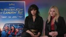 Chloë Grace Moretz: le tournage de Come as you are, une expérience hors du commun!