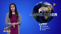 PTV INFO WEATHER: Hanging Amihan, patuloy na nakaaapekto sa parteng Luzon