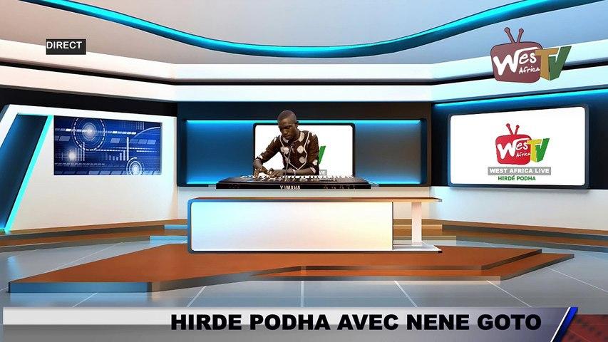 WEST AFRICA LIVE '' HIRDE PODHA''
