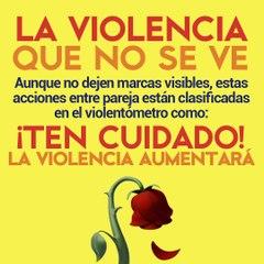 Las violencias que no se ven