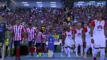Atletico Junior reach Copa Sudamericana final with 1-0 win over  Independiente Santa Fe
