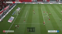 German 2 Bundesliga - Hamburger SV @ FC Ingolstadt - FIFA 19 Simulation Full Game 1/12/18