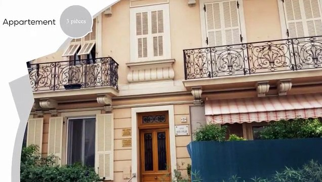 A louer - Appartement - Monaco (98000) - 3 pièces - 60m²