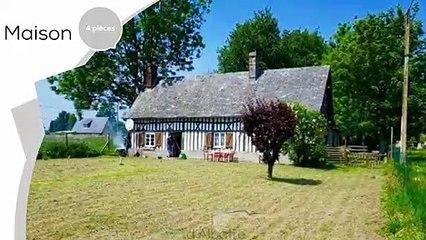 A vendre - Maison/villa - Veules les roses (76980) - 4 pièces - 85m²