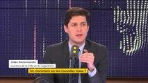 """Hausse des taxes sur le carburant : """"Quand vous avez un cap politique, il est important de le tenir"""", estime Julien Denormandie"""