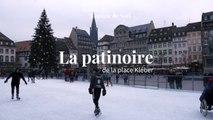 Profitez de la Patinoire de Strasbourg, Capitale de Noël