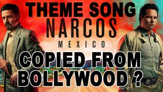 Is Narcos Theme Copied From A Bollywood Song?
