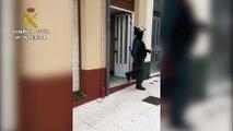 La Guardia Civil detiene a un condenado por asesinato fugado de cárcel de Teixeiro, en la Coruña, Galicia