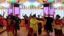 Learn Easy Bhangra & Gidha Steps | Ladies Dance | Bangra Dance on Live Dhol | Step2Step Dance Studio