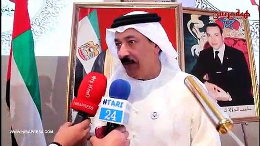 سفير الامارات السابق يتحدث عن علاقة الحسن الثاني بالشيخ الزايد