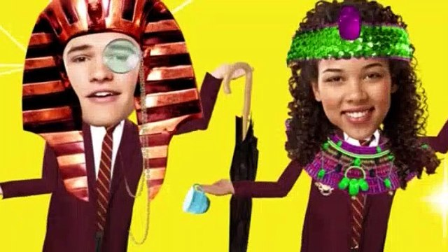 House of Anubis S03E11,E12 - House of Entrapment & House of Sisters
