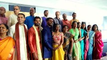 South Indian Wedding in Miramare Gardens, Kameswari & Rahul,Wedding Highlights Video