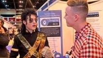 Rory Jackson - Michael Jackson Tribute Act!