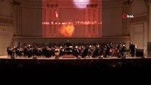 New York'ta Türk - Japon Dostluk Konseri- Türk - Japon Dostluk Konserinde Duygusal Anlar