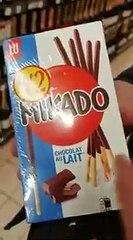 Un client constate un problème avec sa boîte de Mikado