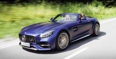 VÍDEO: Mercedes AMG GT, así es su nueva cara