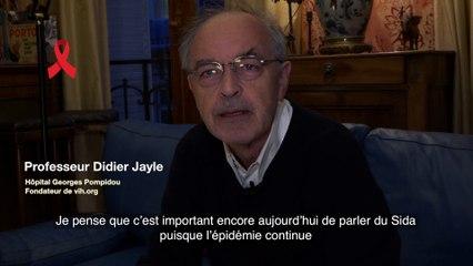 Le PS est mobilisé aux côtés des acteurs de la lutte contre le sida / Didier Jayle, médecin, fondateur du site vih.org - 1/5