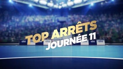 Le Top Arrêts de la 11e journée