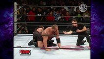 Undertaker vs Big Show ECW Title Match (Undertaker Gets Attacked by The Great Khali)! 7/18/06 [2/2]