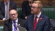 برلماني بريطاني يعلن إصابته بفيروس الإيدز في خطاب بمجلس العموم